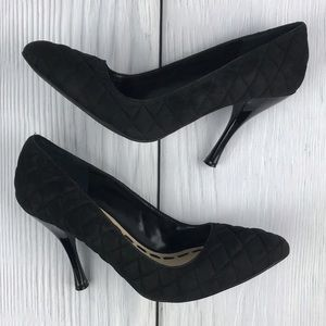 Enzo Angiolini Leather Padded Pumps 6